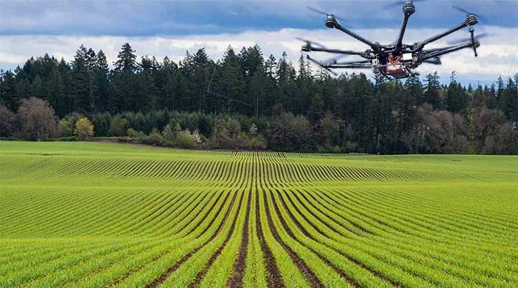 Aerodrome Drone